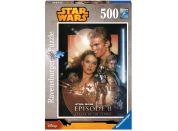 Ravensburger Puzzle Star Wars Attack of the Clones 500 dílků