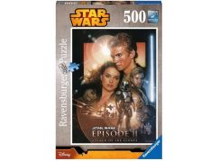 Ravensburger Puzzle Star Wars Attack of the Clones 500 dílků