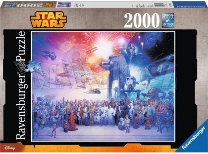 Ravensburger Puzzle Star Wars Universe 2000 dílků