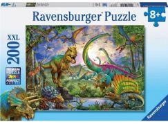 Ravensburger Puzzle Svět dinosaurů 200 dílků