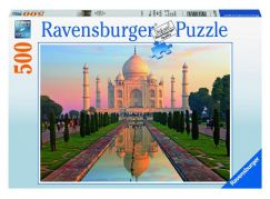 Ravensburger Puzzle Taj Mahal 500 dílků