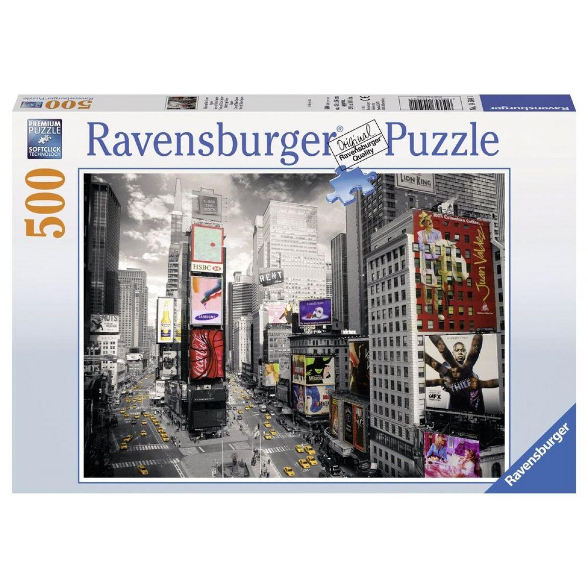 Ravensburger Puzzle Time Square GB Eye 500 dílků