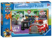 Ravensburger Puzzle Tlapková Patrola 35 dílků