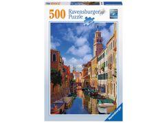 Ravensburger Puzzle V Benátkách 500 dílků