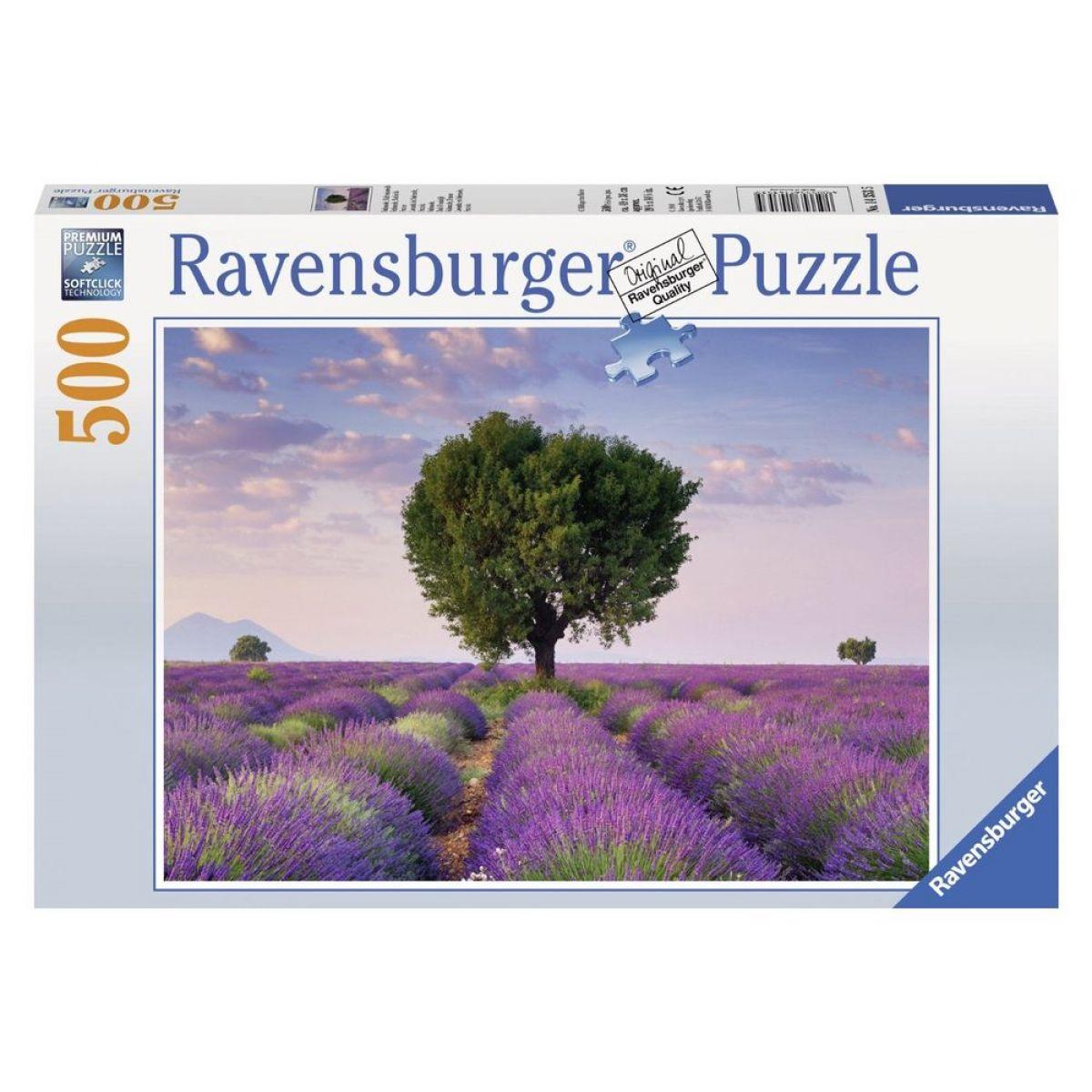 Ravensburger Puzzle Valensole Francie 500 dílků