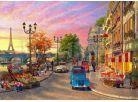 Ravensburger Puzzle Večer v Paříži  500 dílků 2