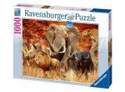 Ravensburger Puzzle Velká pětka 1000 dílků