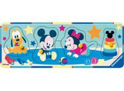 Ravensburger Puzzle Wooden 032389 Disney babies 5 dílků