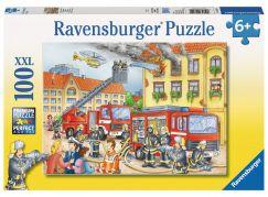 Ravensburger Puzzle XXL Hasiči 100 dílků