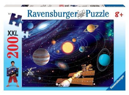 Ravensburger Puzzle XXL Sluneční soustava 200 dílků