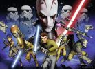 Ravensburger Puzzle XXL Star Wars Rebels 300 dílků 2