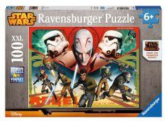 Ravensburger Puzzle XXL Star Wars Rebels Heroes 100 dílků