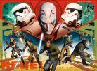 Ravensburger Puzzle XXL Star Wars Rebels Heroes 100 dílků 2