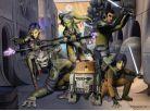 Ravensburger Puzzle XXL Star Wars The Rebellion Begins 200 dílků 2