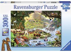 Ravensburger puzzle Zvířata z Noemovy archy 300 dílků