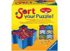 Ravensburger Sort Your Puzzle 179343 Třídič 1000 dílků