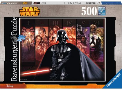 Ravensburger Star Wars Saga 500 d