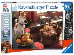 Ravensburger Tajný život mazlíčků Puzzle XXL 300 dílků