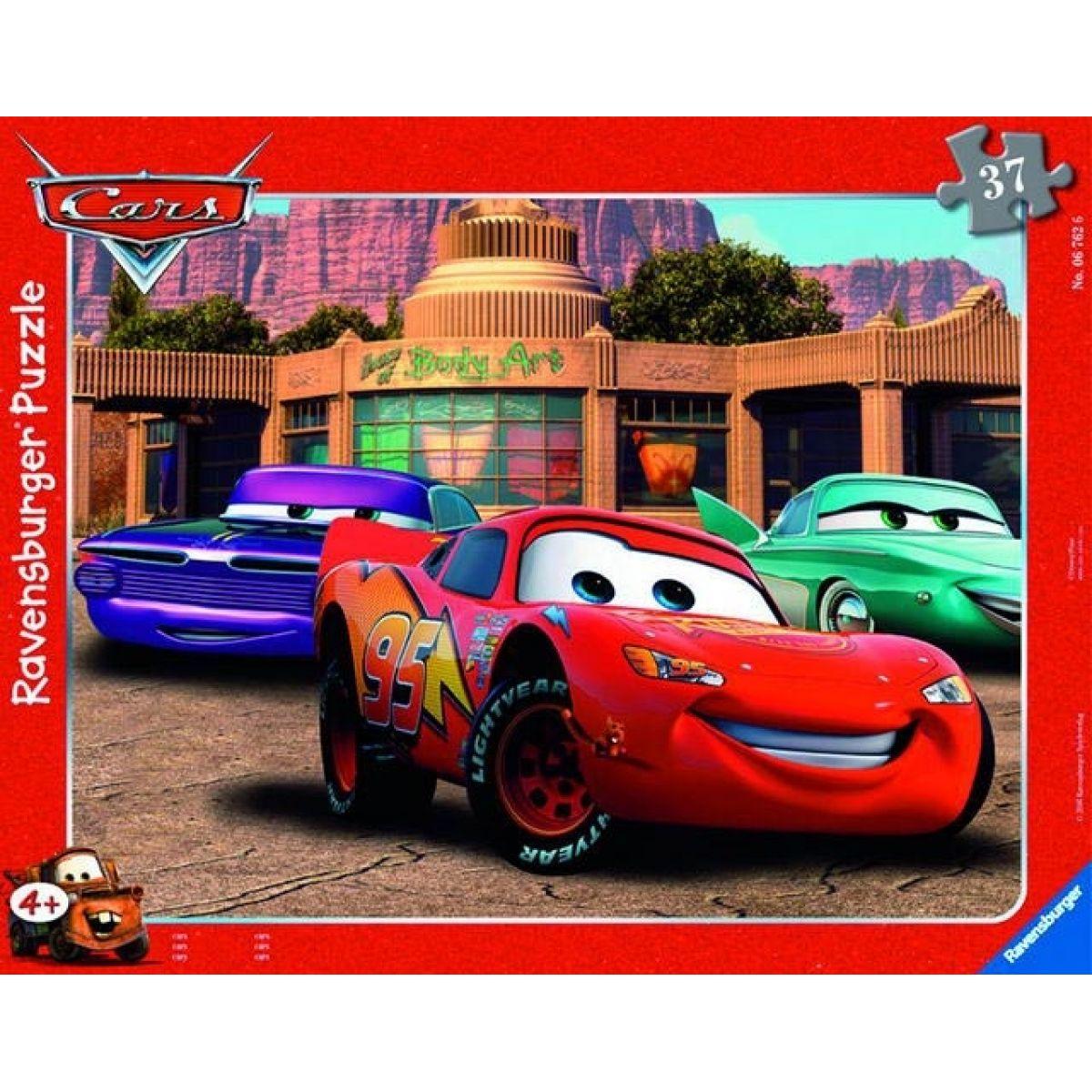 Ravensburger The Cars 37 dílků