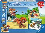 Ravensburger Tlapková Patrola: Psí tým 3 x 49 dílků