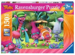 Ravensburger Trollové Puzzle XXL Svět Trollů 150 dilků