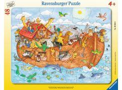 Ravensburger Velká Noemova archa puzzle 48 dílků