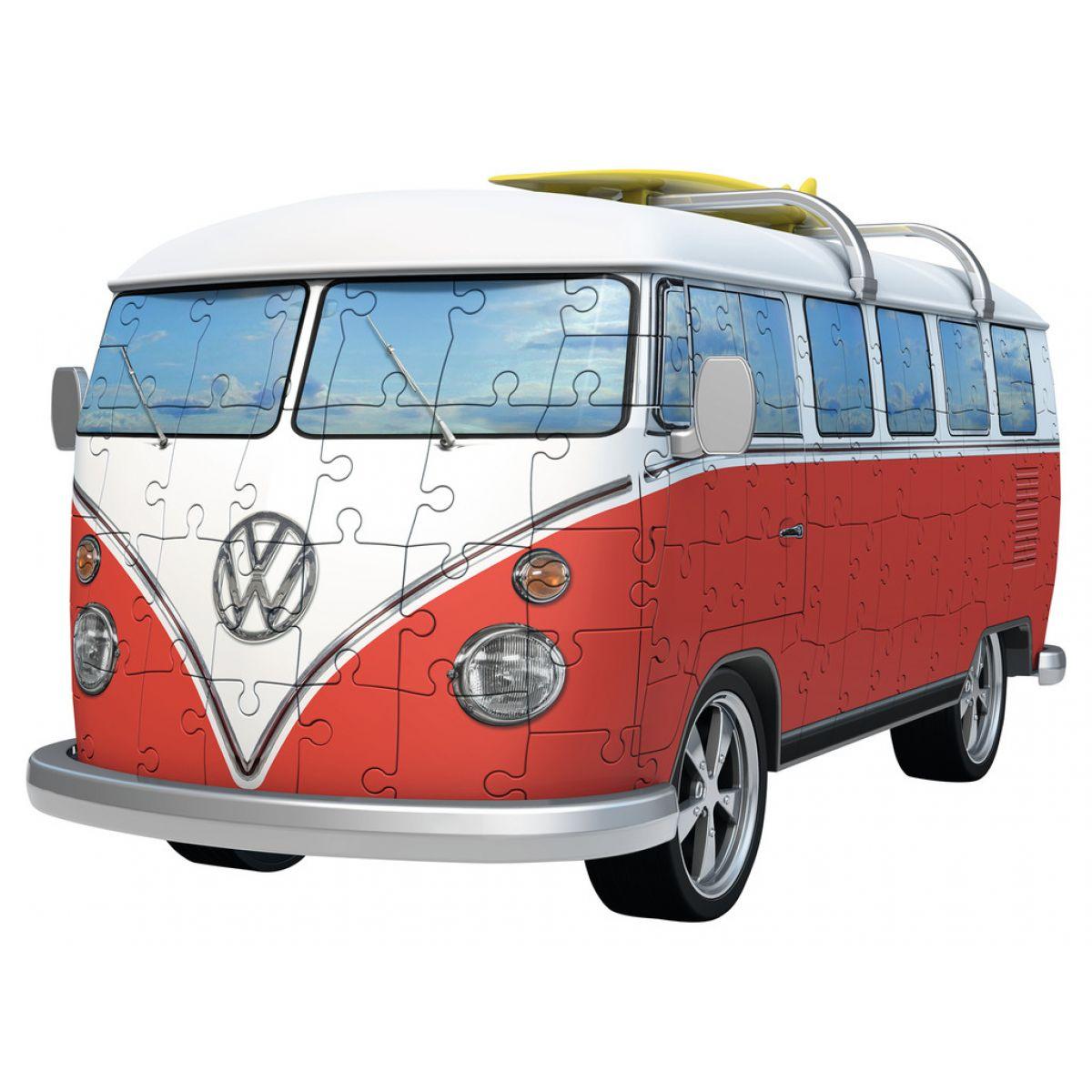 Ravensburger VW autobus 3D puzzle 162 dílků #2