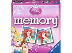 Ravensburger Walt Disney princezny MEMORY (pexeso 72 karet)