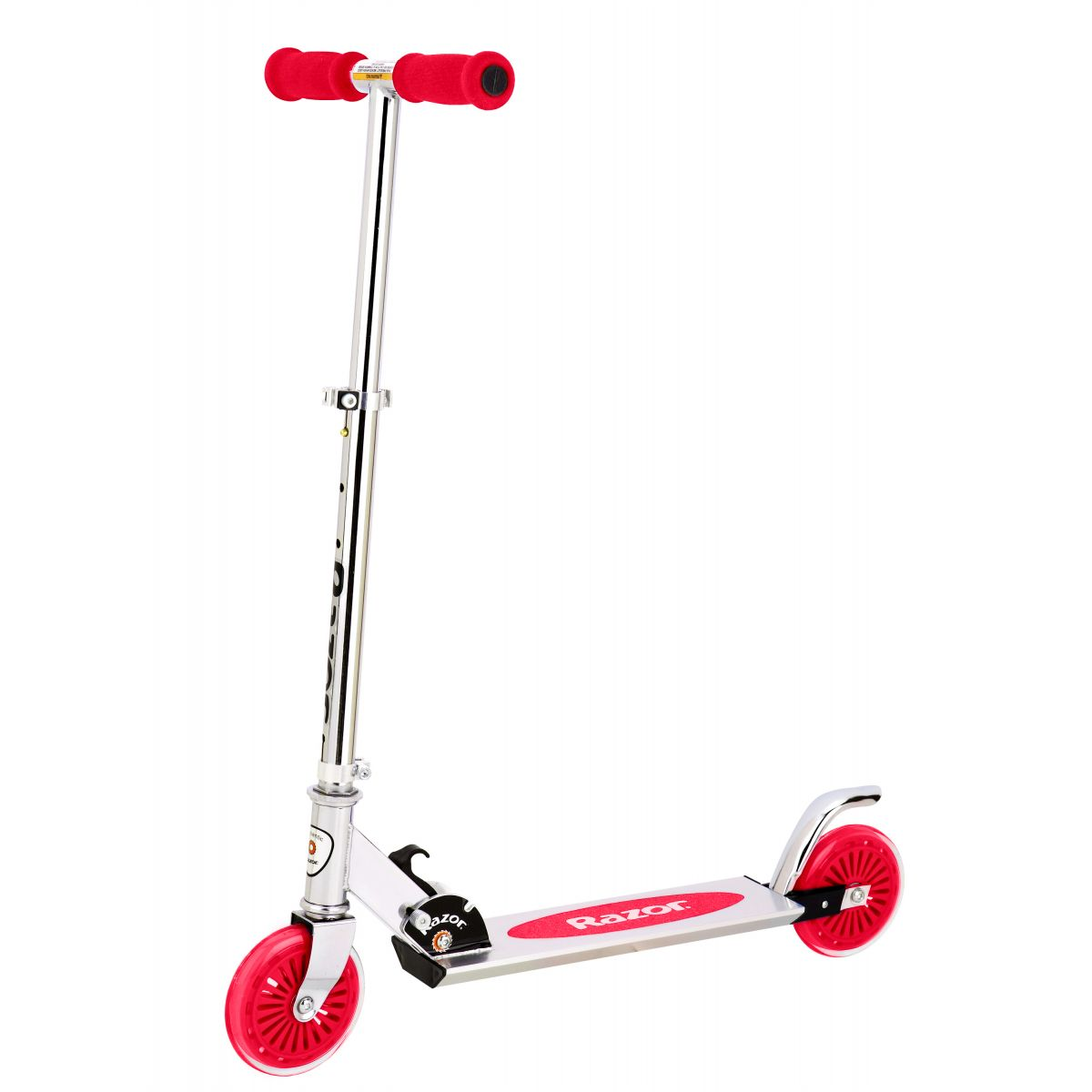 Razor Koloběžka Scooter w/125mm wheels Red EU