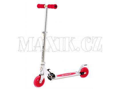 Razor Koloběžka Scooter w/125mm wheels Red EU