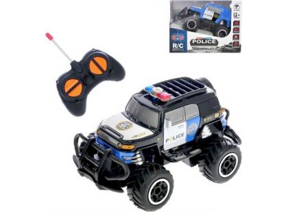 RC auto 4WD Policie 1:43