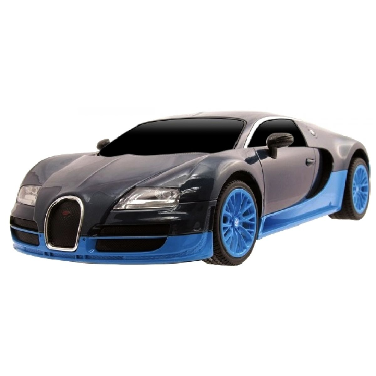 RC Auto Bugatti 16.4 Super Sport 1:26 - Modrá