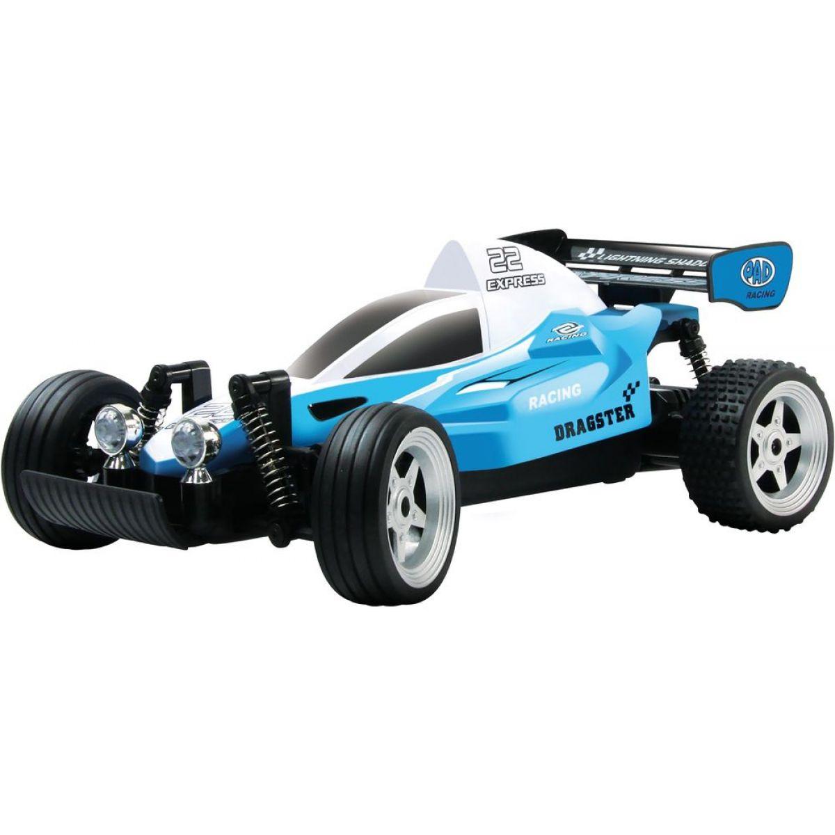 RC Auto Buggy BLUE 1:12 - Poškozený obal