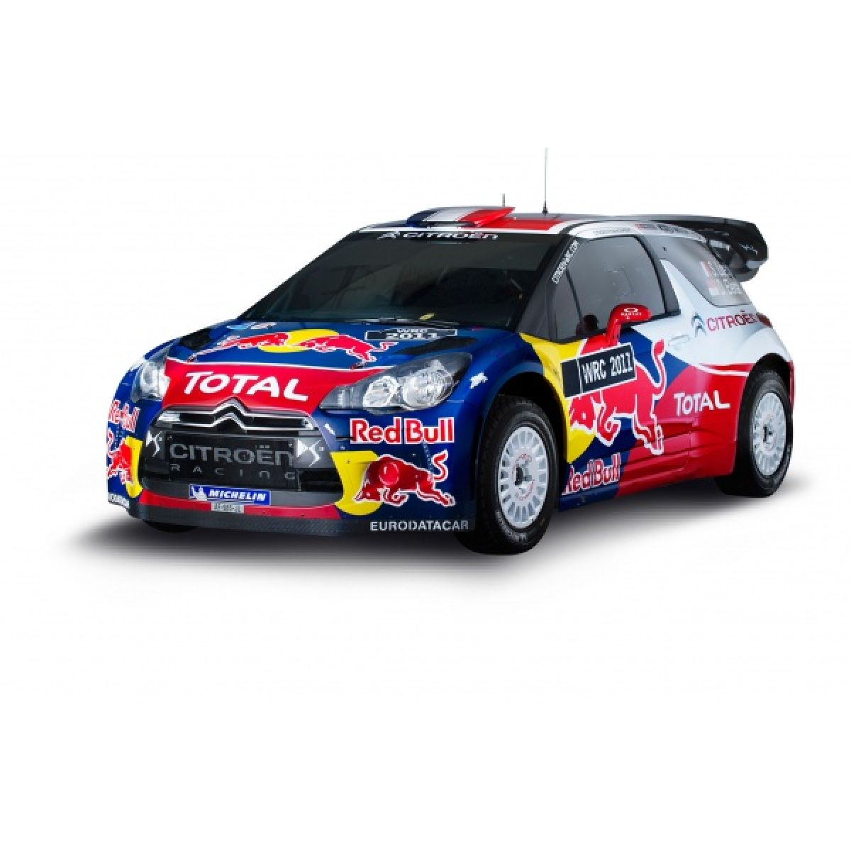 RC Auto Citroen DS3 WRC 2012 1:24
