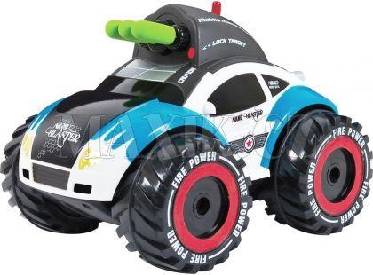 RC Auto Nano Blaster Nikko - Modrá