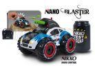 RC Auto Nano Blaster Nikko - Modrá 2