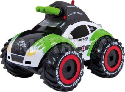 RC Auto Nano Blaster Nikko - Zelená