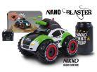 RC Auto Nano Blaster Nikko - Zelená 2