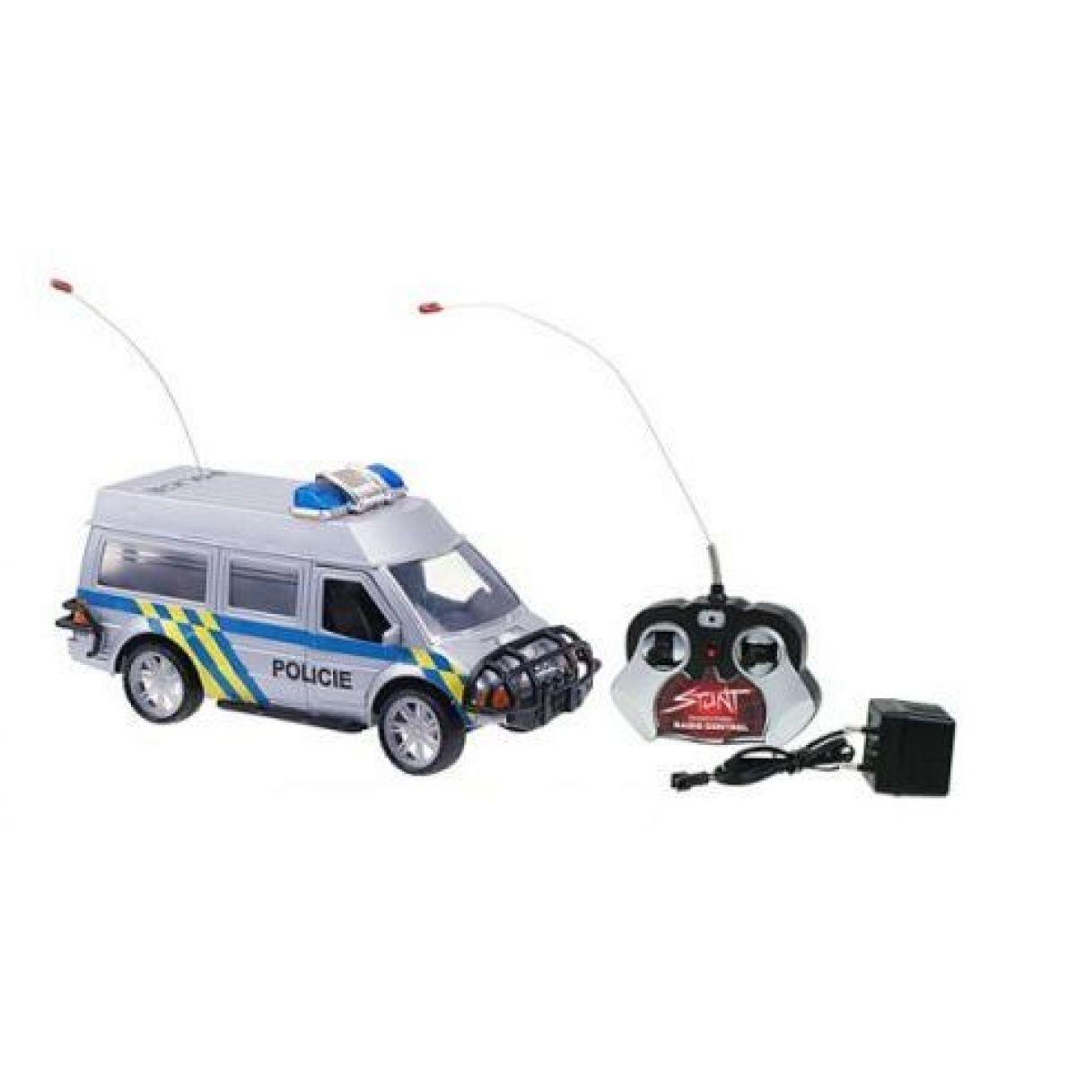 RC Auto policie se světlem a zvukem