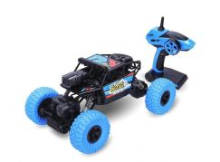 RC Auto Rock Buggy Blue Scout s WIFI kamerou