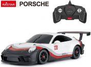 RC auto1:18 Porsche 911 GT3 cup bílý