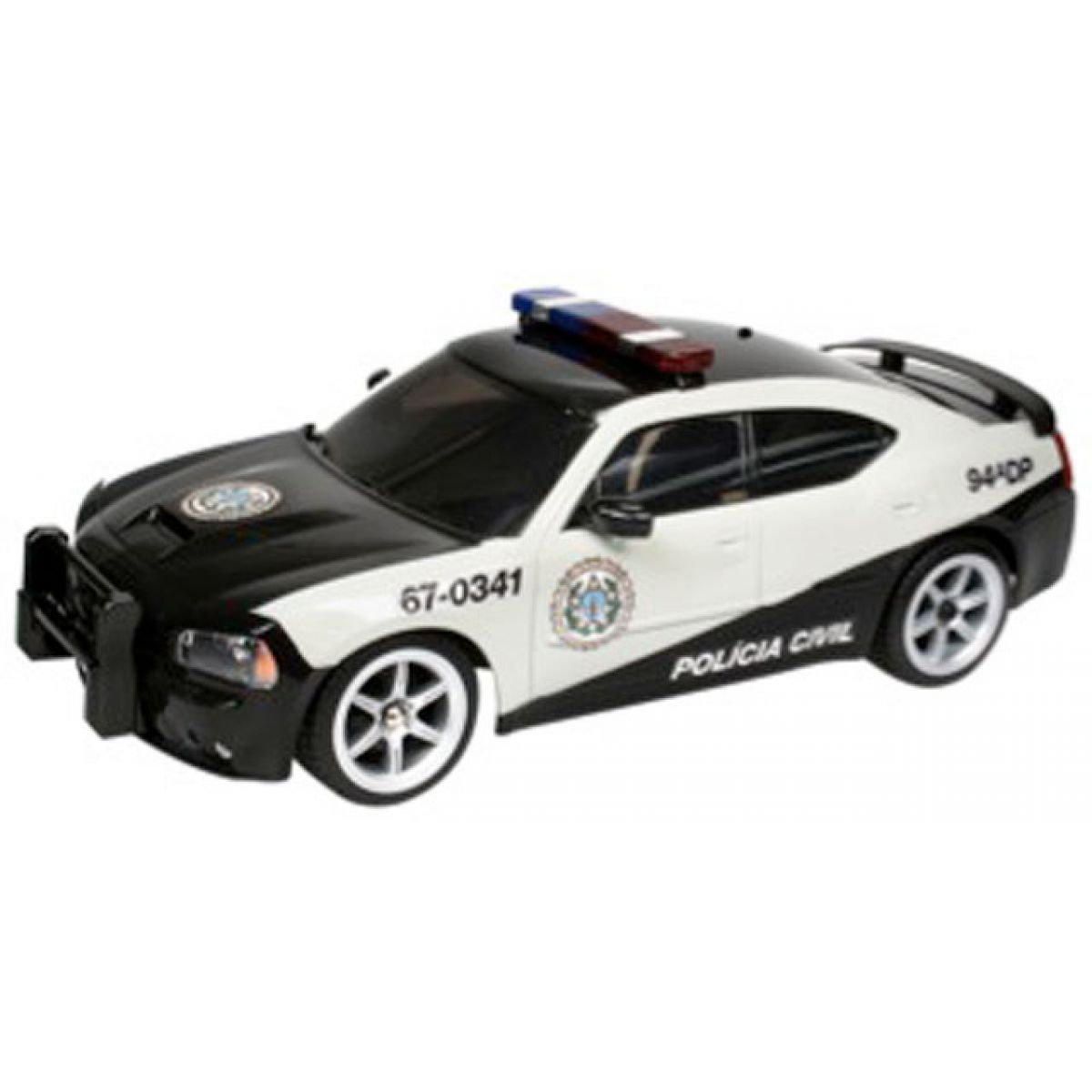 RC Dodge Charger Police Nikko 160564