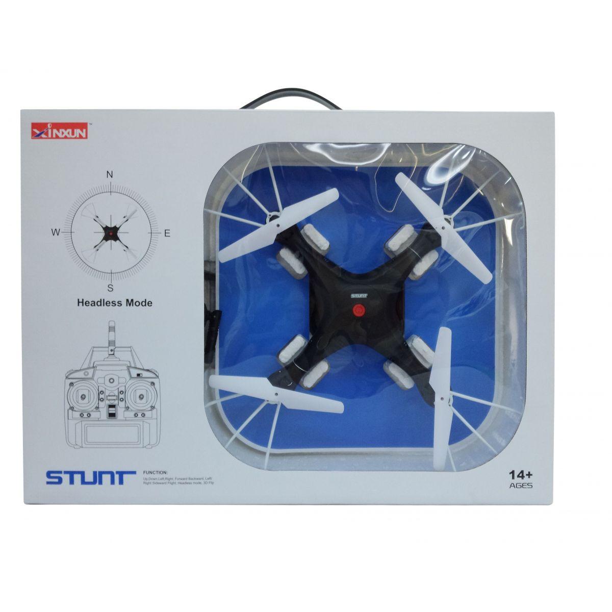 RC Dron 2.4G černý