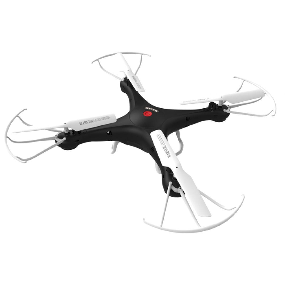 RC dron 2.4G s VR brýlemi bílý - Poškozený obal