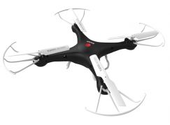 RC dron 2.4G s VR brýlemi černý