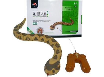 RC Had Chřestýš na dálkové ovládání