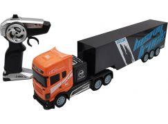 RC Kamion s návěsem 45cm 2,4 GHz