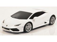 RC Lamborghini Huracan 1: 24 - Bílá