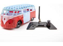 RC Minivan červený