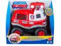 RC plyšový hasič s efekty na dálkové ovládání 3